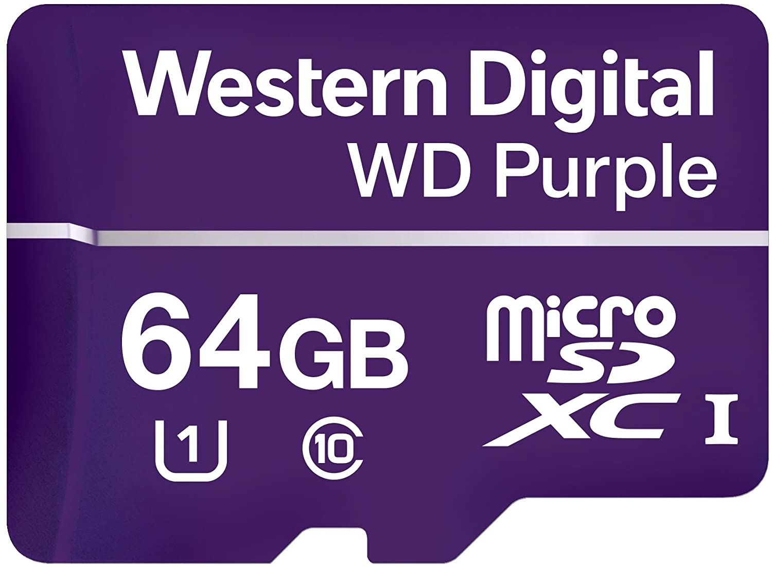 WesternDigital WD Purple SC QD102 64GB
