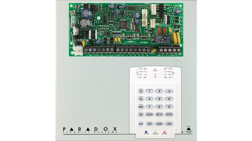 Paradox SP4000