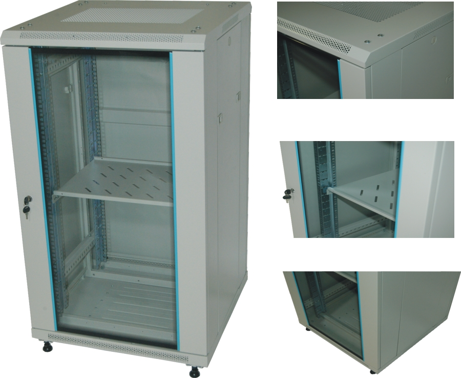 WesternSecurity 27U 600x600