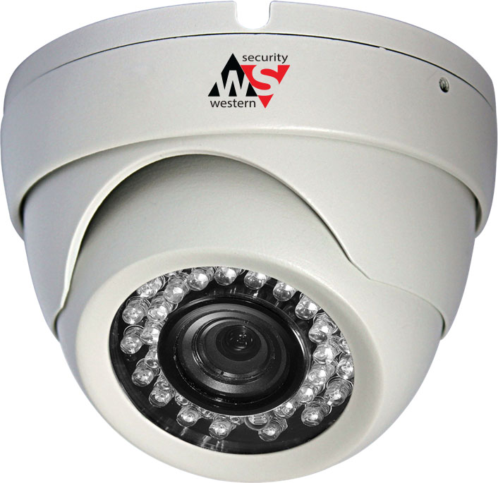 WesternSecurity WS-FHD623CPZ-2-ICR-S6