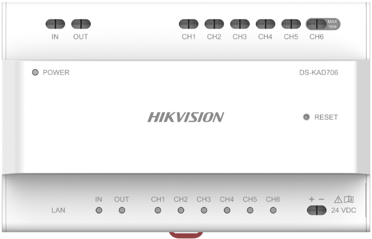 Hikvision DS-KAD706