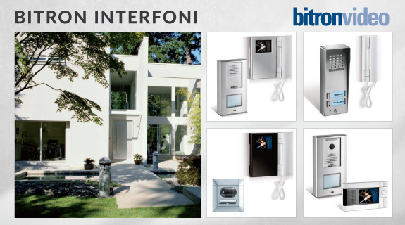 Bitron interfoni